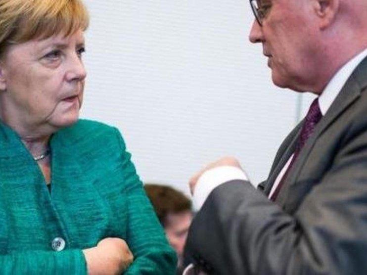 Меркель лишилась ключевого союзника
