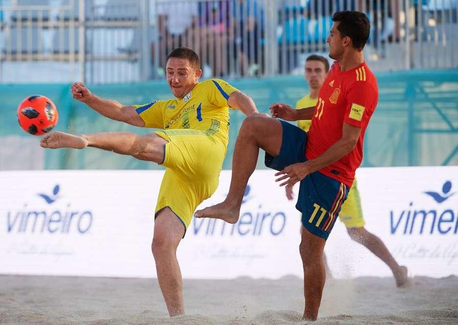 Голешник лидера сборной Укра…
