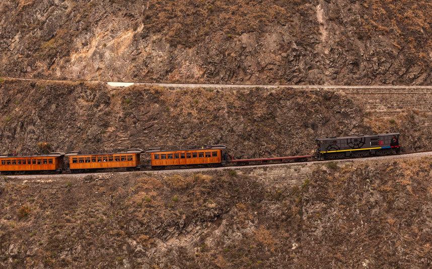 Ужасающие железные дороги со всего мира