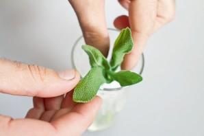 Грушевый лимонад с шалфеем - фото шаг 1