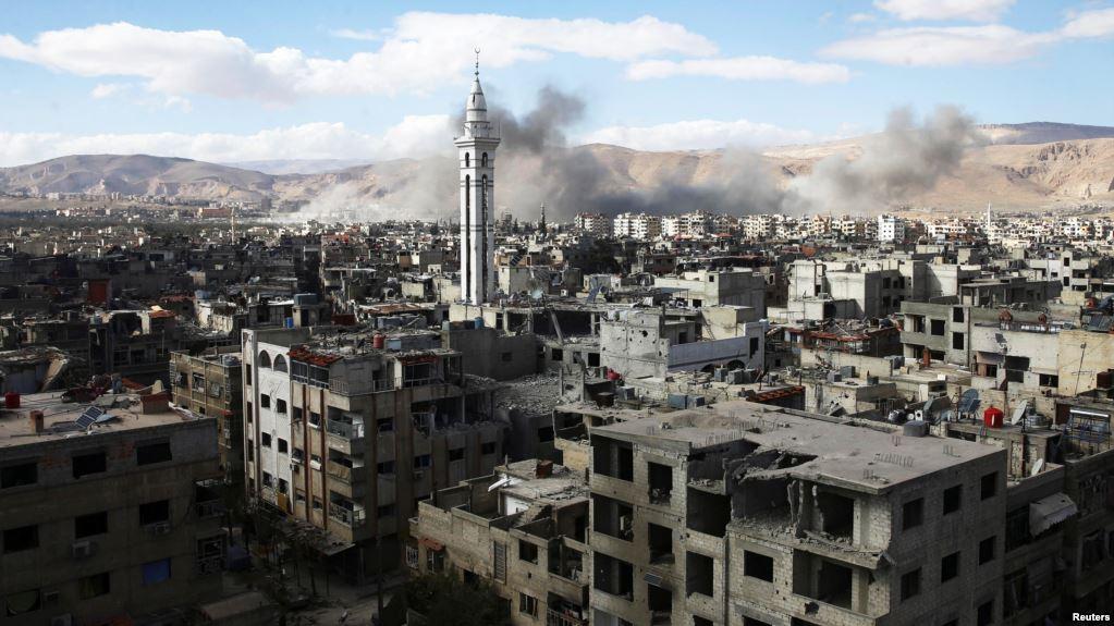 В Сирии зафиксировано 12 случаев нарушения режима тишины – Минобороны РФ