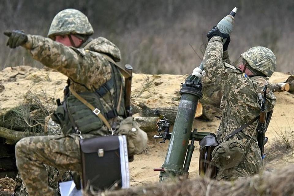 Ситуация в ЛНР 26 апреля: украинские силовики 5 раз открывали огонь