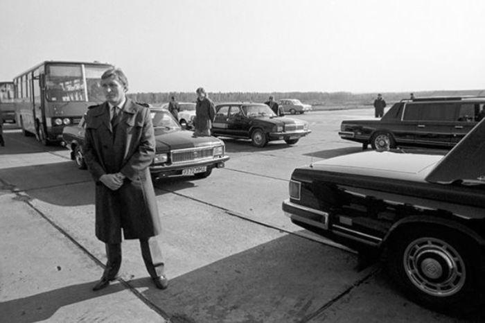Автомобили, на которых ездили в СССР «рыцари плаща и кинжала»