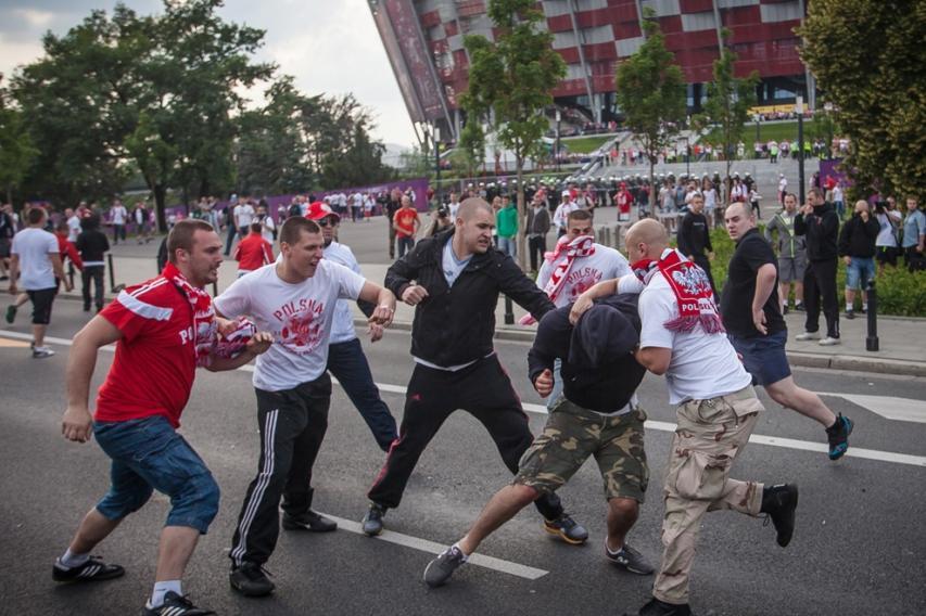 Невероятно, но факт: в Польше вынесли приговор полякам, напавшим на россиян во время Евро-2012