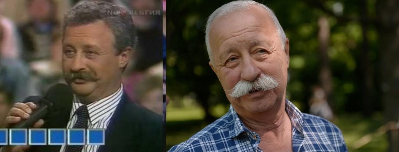 Леонид Якубович (71 год) люди, телеведущие, телевизор, тогда и сейчас