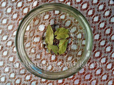Специи для маринованного винограда