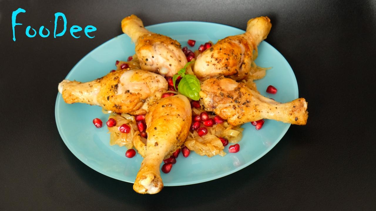 Объедение на ужин за 30 минут — армянский хохоп с курицей