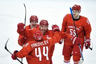 Ковальчук забросил шайбу на пятых Олимпийских играх подряд