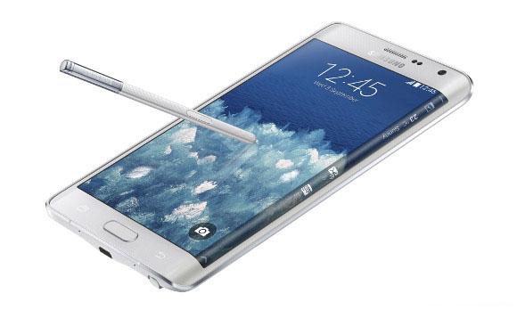 Samsung: Galaxy Note Edge - это нишевый продукт