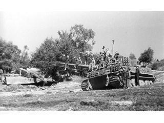 Советская военная стратегия маскировки времен Второй мировой войны применяется по сей день