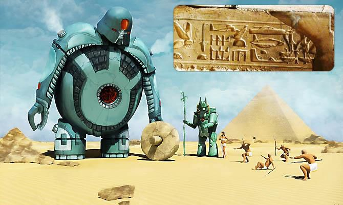 Интересные факты о Египетских Пирамидах