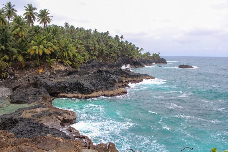 Сан-Томе и Принсипи - 8000 туристов в год дальние острова, куда поехать, нехоженые тропы, познавательно, путешествия, статистика, туризм, туристы