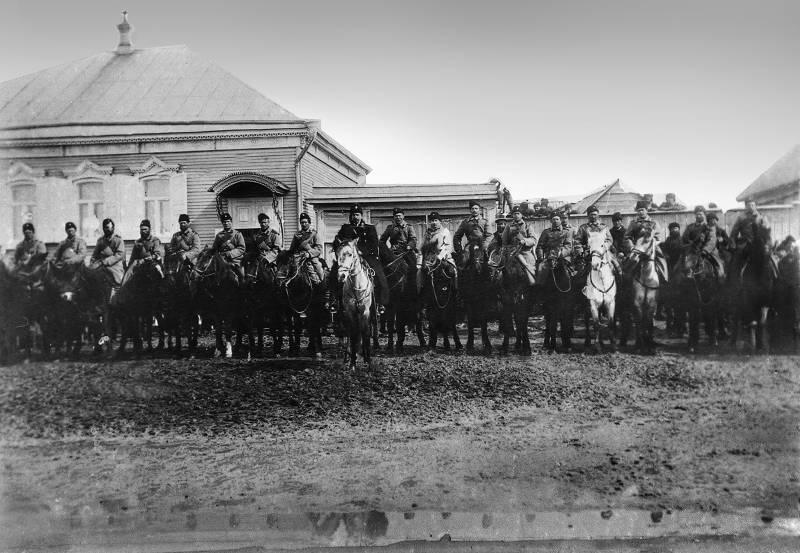 Астраханское казачество на фронтах Первой мировой. Часть 3