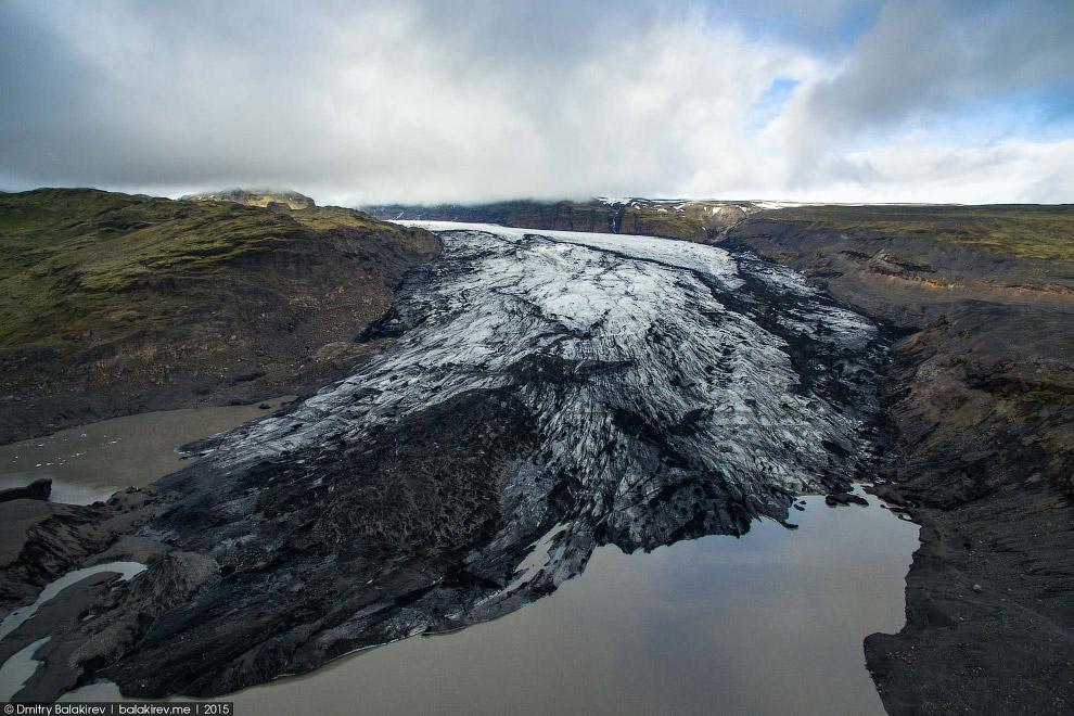 Ледники в Исландии не самые красивые. Видали и получше :-)