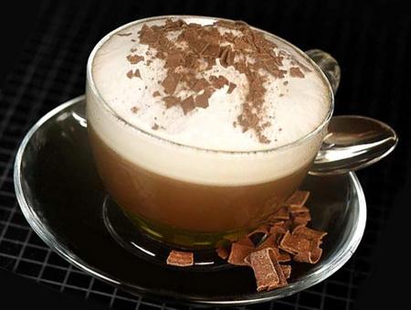 фото к рецепту кофе со сметаной