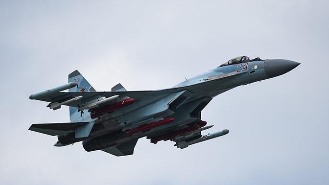 Сотый истребитель поколения 4++ Су-35 выпущен в России