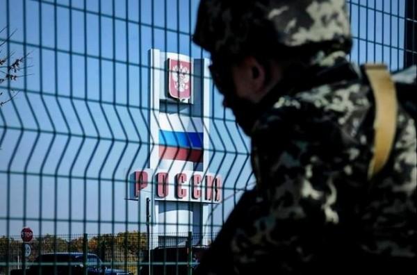 Берегись, Россия, скоро и Ук…