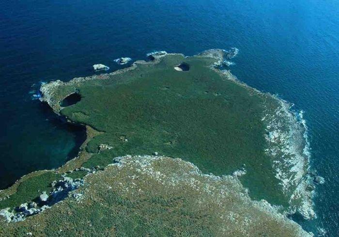 """""""Скрытый пляж"""" в Тихом океане, Мексика"""