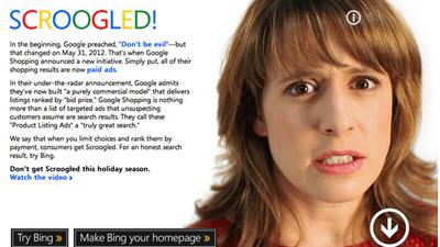 Microsoft обвинила Google в …