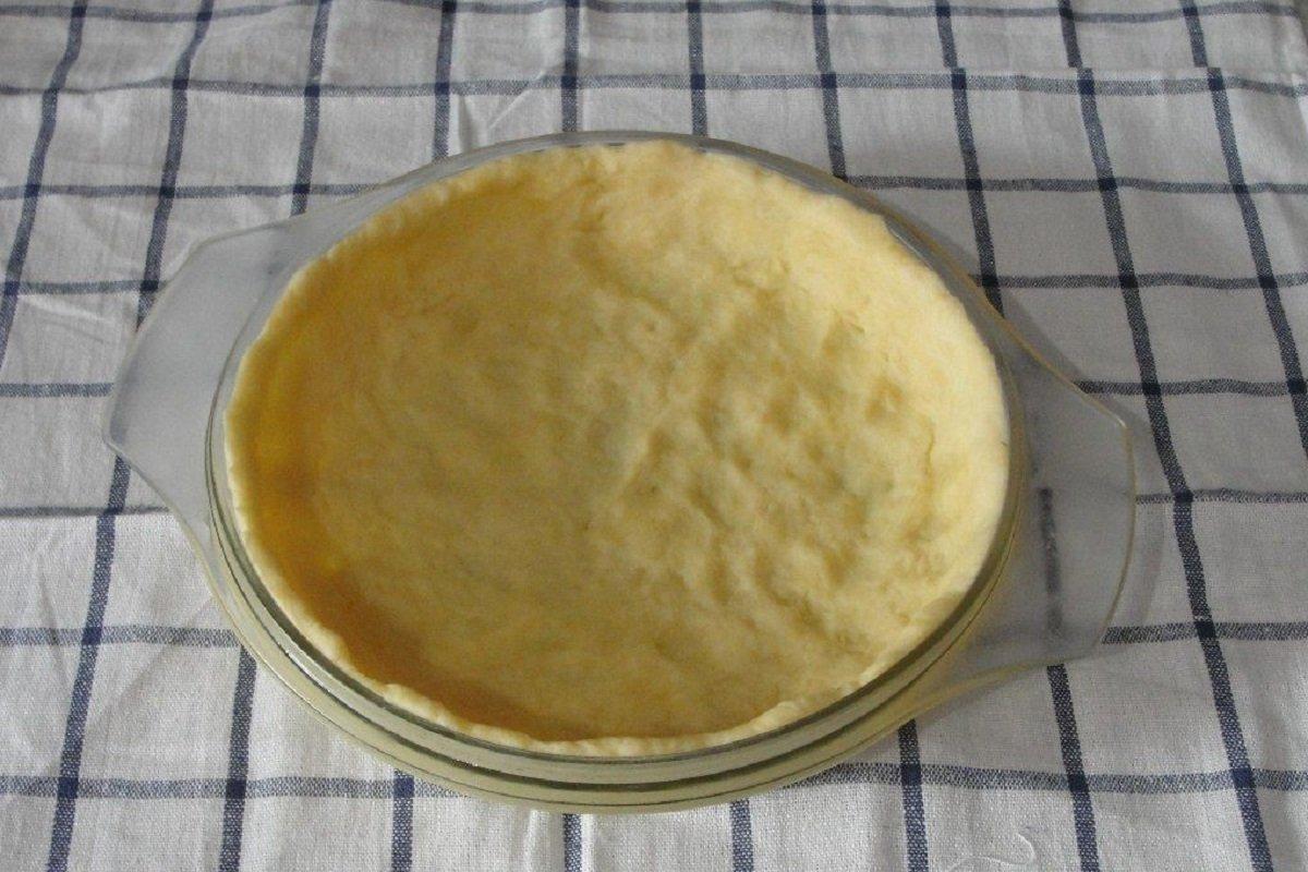 печеночный пирог