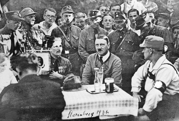 Как Розенберг убедил Гитлера напасть на СССР