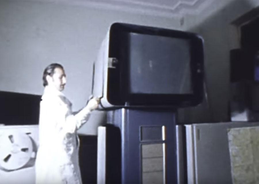 3D-телевидение в СССР. 1978 год