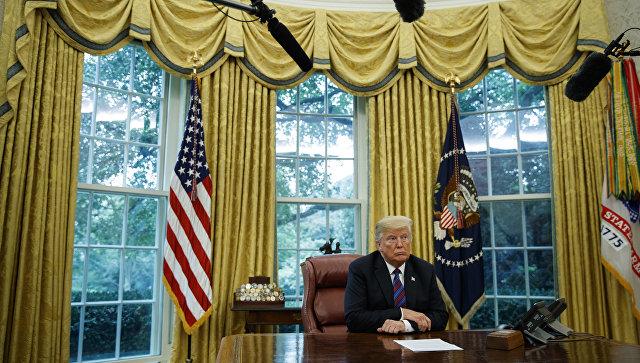 Трамп ужесточил режим санкци…