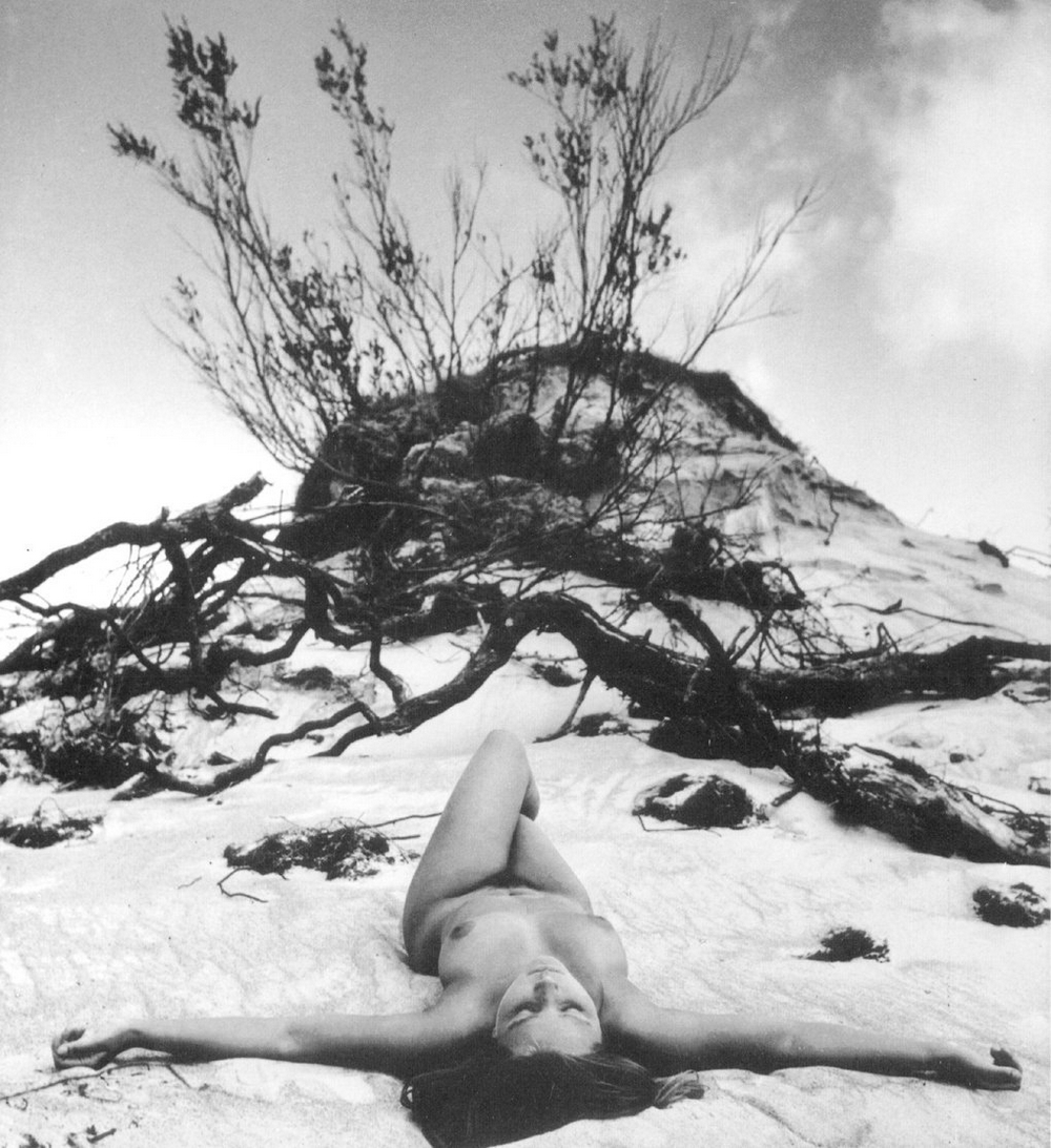 «Цветы среди цветов» Римантаса Дихавичюса – первые фотографии ню в СССР 28