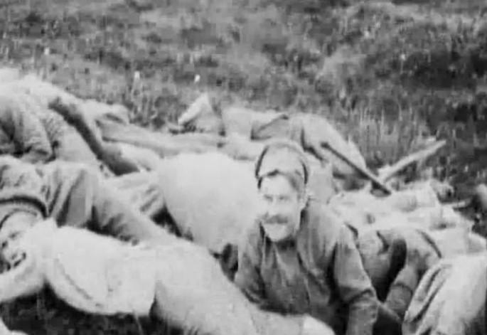 Как большевики принимали смерть