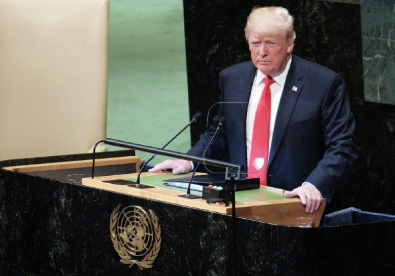 Это в традициях США: в Сети обсуждают выступление Трампа, вызвавшее смех в  ООН