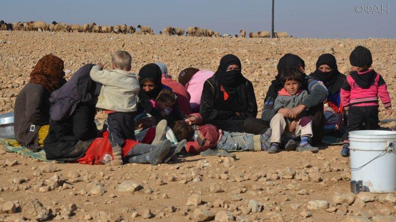 Курды спасли три тысячи жителей города Ракка