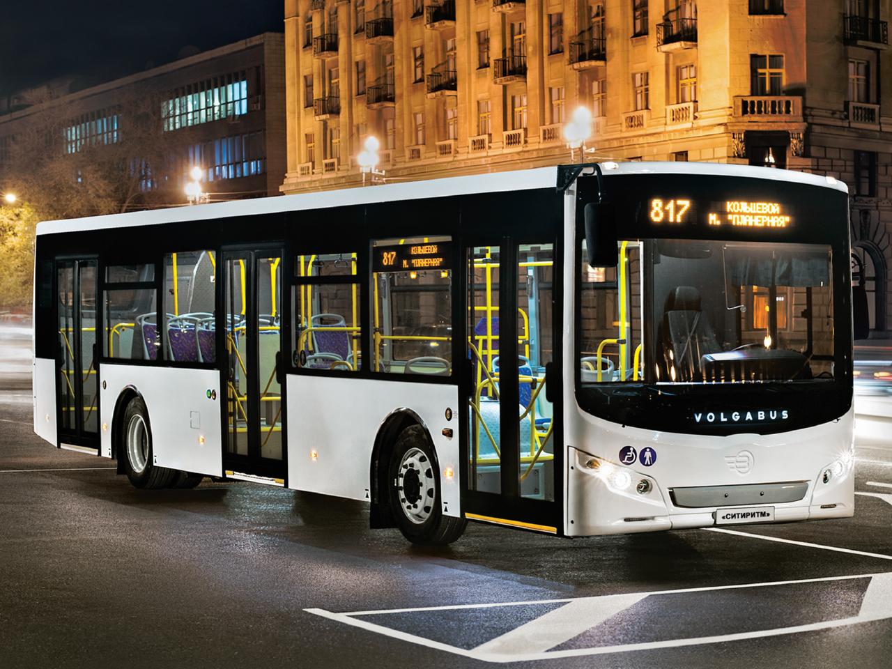 В России впервые за 30 лет открыли новый автобусный завод