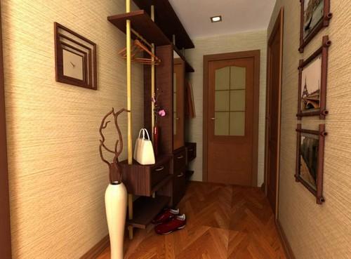 Как оформить интерьер коридора в квартире