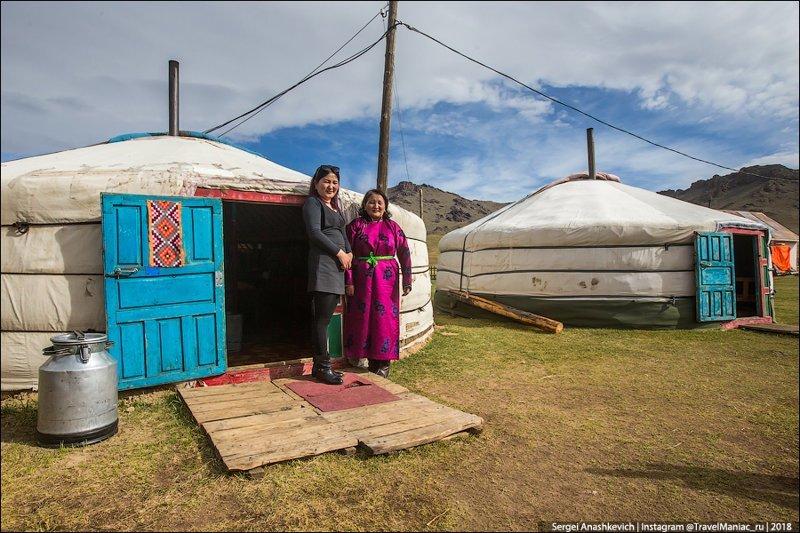 Средний класс по-монгольски