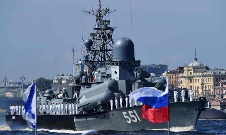 Россия наращивает свое прису…