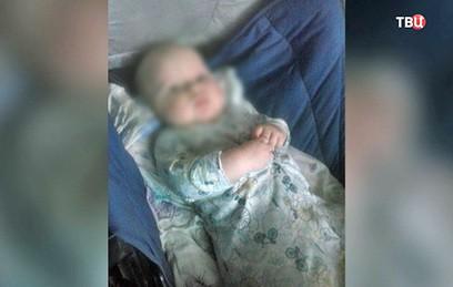 В Подмосковье решают вопрос об аресте родителей избитого младенца