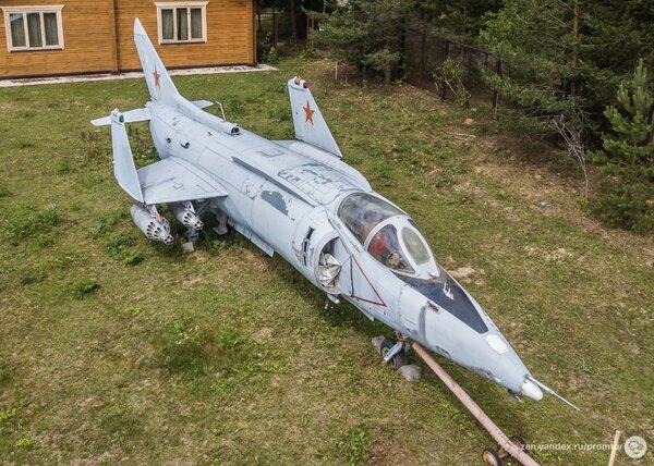 Як-38 выкинул пилота и сам приземлился в поле. Смешная история