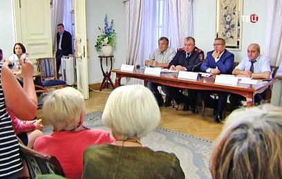 В среду в Москве пройдут встречи жителей с главами управ