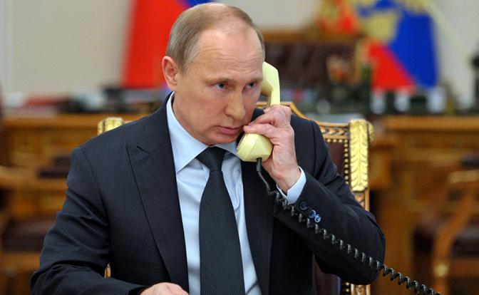 """""""А за Донбасс ответите..."""" - Путин предупредил Порошенко"""