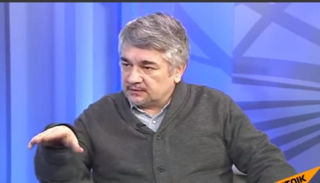 Р.Ищенко - Запад отворачивае…