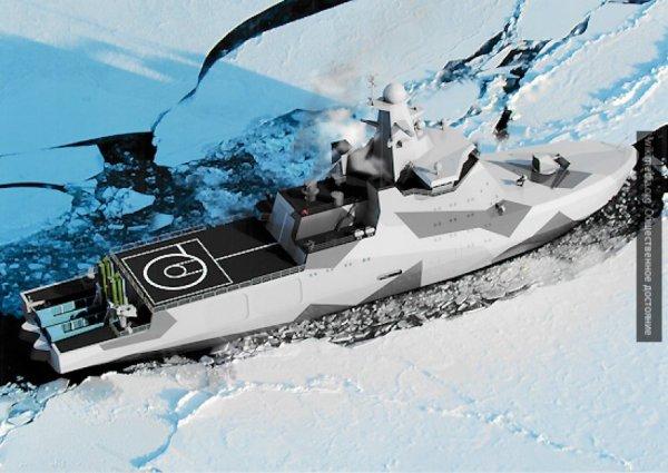 Ледоколы ВМФ России получат арктических «Манулов» на воздушной подушке