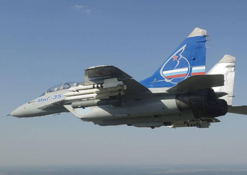 Китайские эксперты: МиГ-35 г…