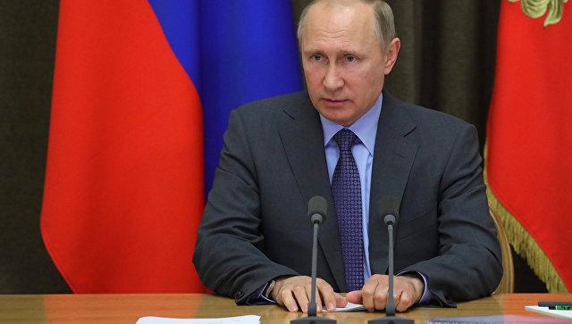 Путин предложил повысить зарплаты бюджетников