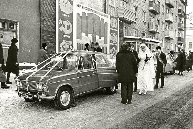 Назад в прошлое – душевные снимки из СССР