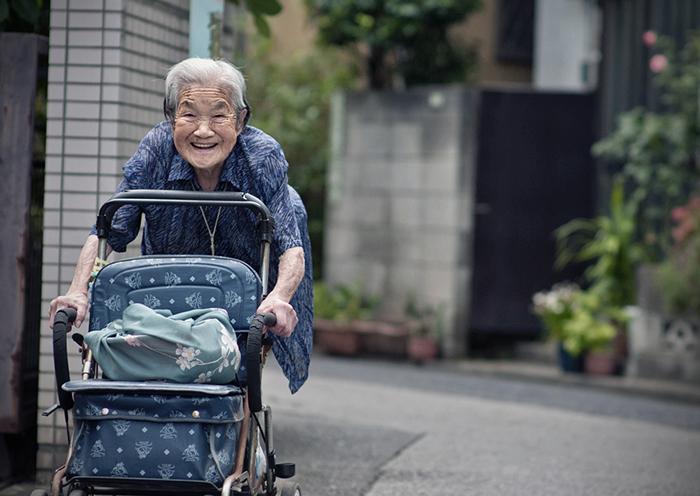 Демографическая проблема в Японии.