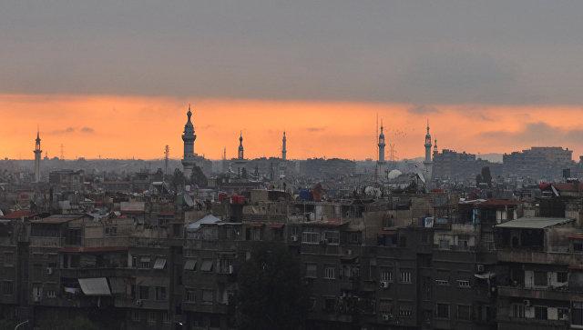 Последние новости Сирии. Сегодня 18 августа 2018