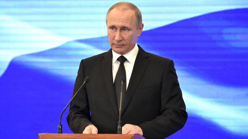 «В БРИКС никто никому ничего не навязывает»: Путин рассказал о деятельности группы в преддверии саммита в Китае