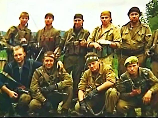 Позывной «Гюрза»: почему чеченские боевики так боялись «Бешеной роты»