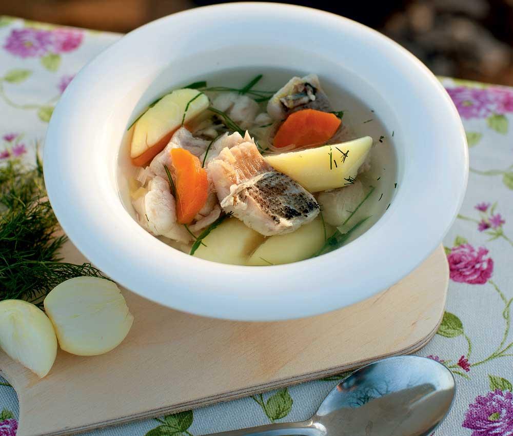 ЕдРо родное, вы там рыбный суп ели?