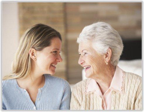 Бабушкина мудрость. Поучительный диалог